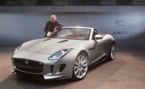 Jaguar F-TYPe premiata come World Car Design of the Year 2013