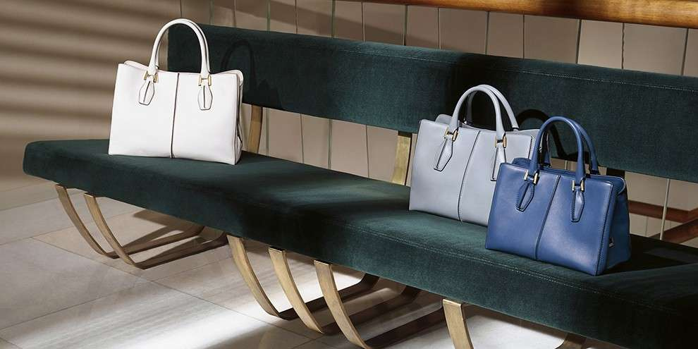 Borse Tod's primavera-estate 2014, eleganza e stile made in Italy [FOTO]