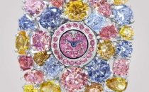 Orologio più costoso al mondo, Graff Diamonds svela The Hallucination [FOTO]