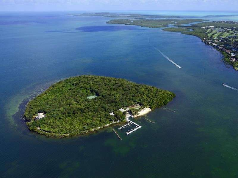 Florida Keys: un'isola privata da 110 milioni di dollari