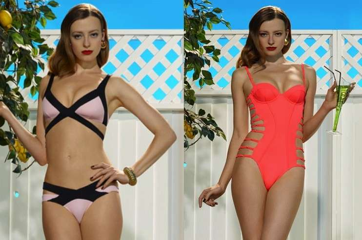 Agent Provocateur catalogo costumi estate 2014 [FOTO]