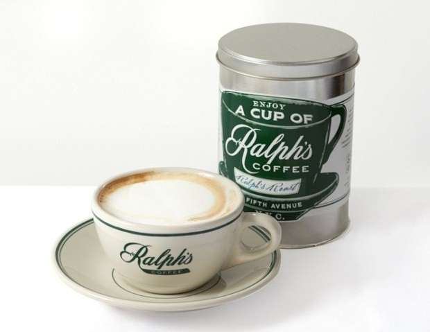 Ralph Lauren inaugura un coffee shop sulla Fifth Avenue di New York