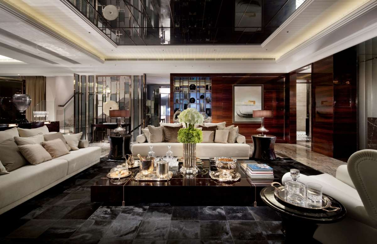 Case di lusso a Dubai (Foto) | My Luxury | Living -Dining Room ...