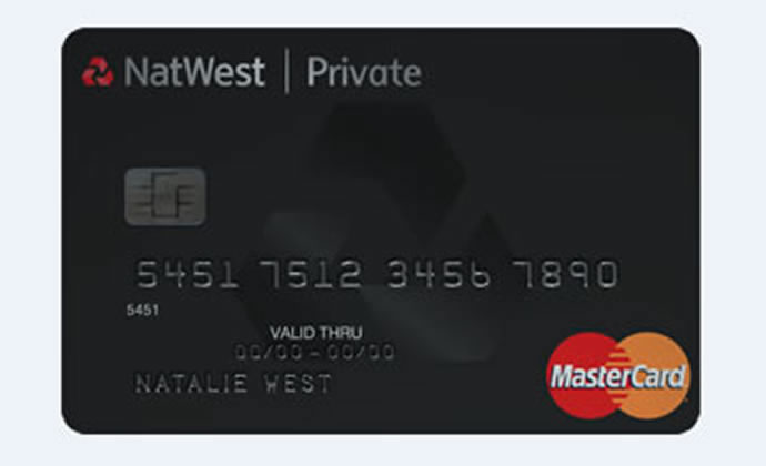 natests black credit card
