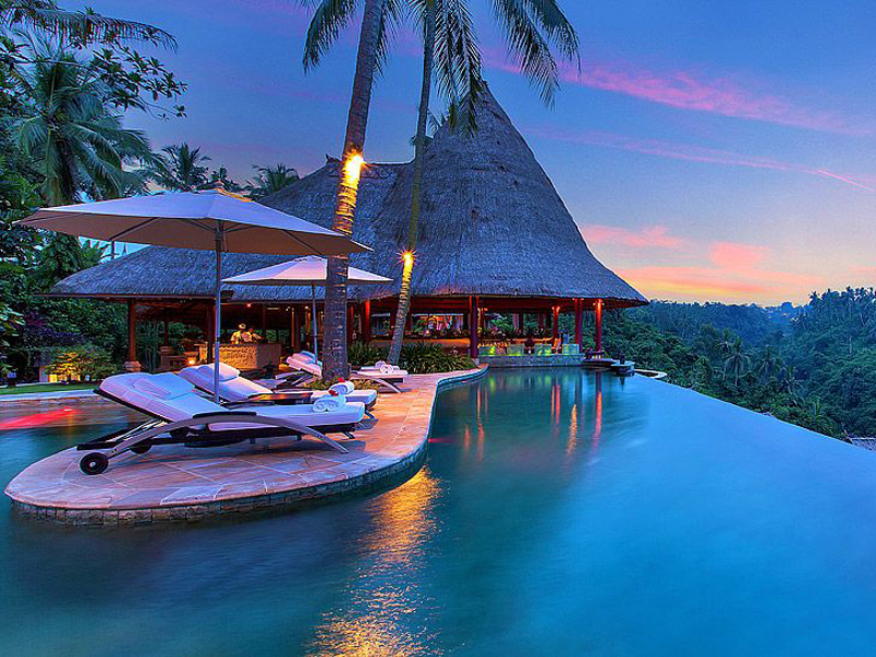 Viceroy Bali Indonesia