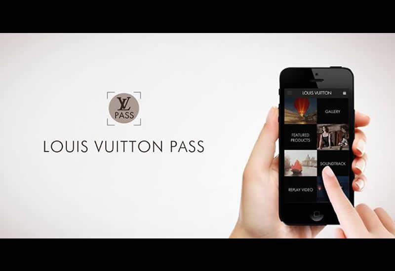 Louis vuitton Pass
