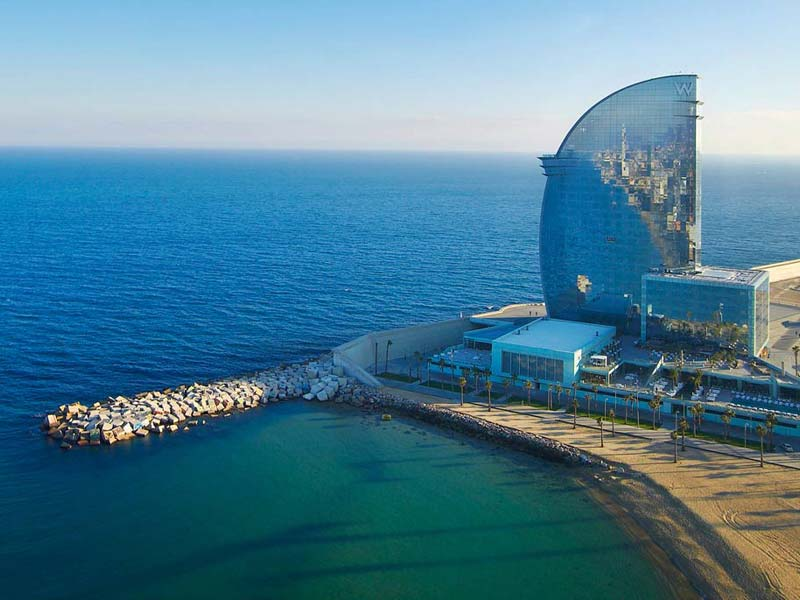 The W Barcelona