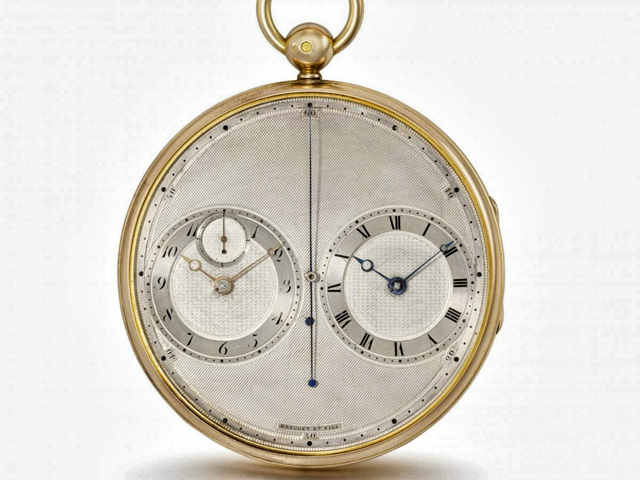 Breguet e Fils Paris No. 2667 Precision