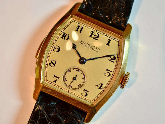 Patek Philippe 1895 1927 Yellow Gold