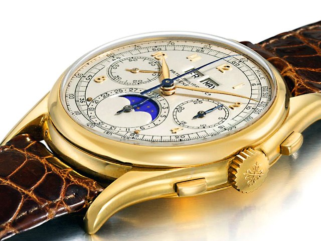 Patek Philippe 1943 Watch Ref. 1527