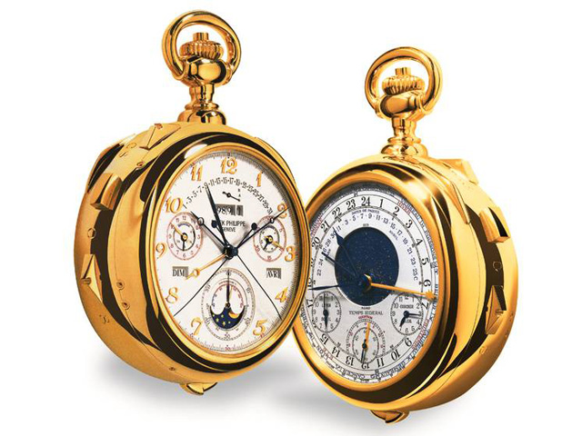Patek Philippe Caliber 89 Pocket Watch