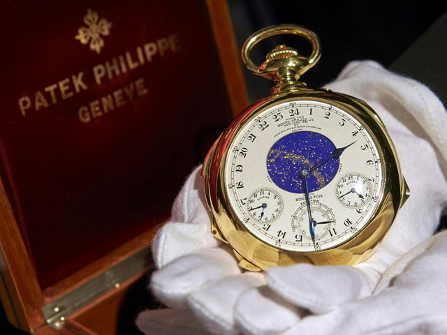 Patek Phillipe Henry Graves Supercomplication