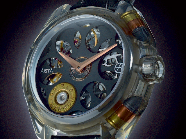 ArtyA Russian Roulette Glasnost G1