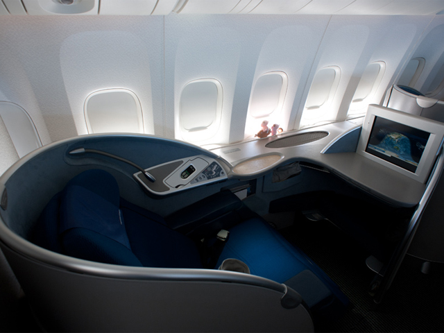 First Class - Nippon Airways