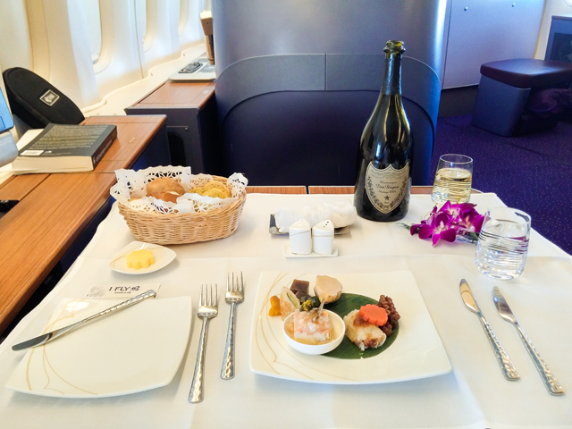 Royal First Class Thai Airways