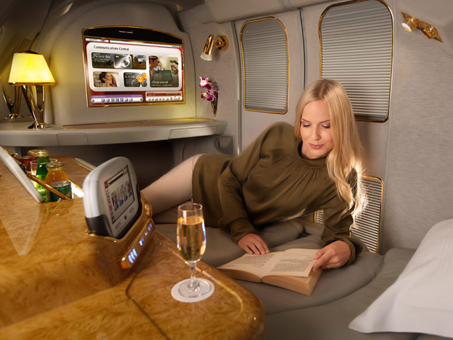 Suite - Emirates Airways