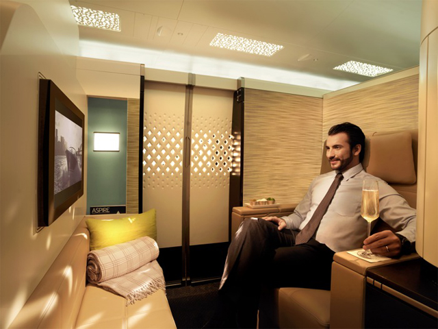 The residence - Etihad Airways