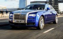 Rolls-Royce Ghost Series 2 vince il premio Best Luxury Car 2015 [FOTO]