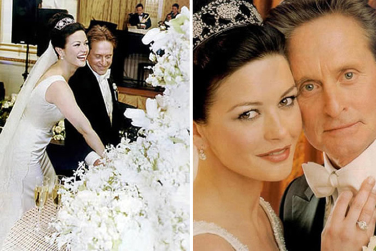 Michael Douglas Catherine Zeta Jones