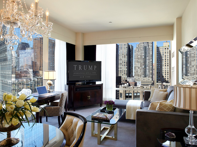 Trump International Hotel e Tower