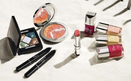 Dior make up estate 2015: la collezione Tie Dye [FOTO]