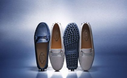 Lo stile esclusivo di Tod's si mostra in Limited Edition su The Luxer