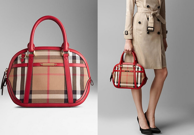 borsa orchard burberry