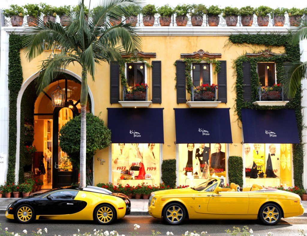 House of Bijan Beverly Hills