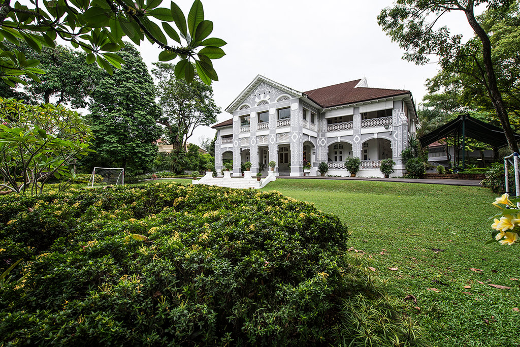 Nassim Road Mansion – Singapore