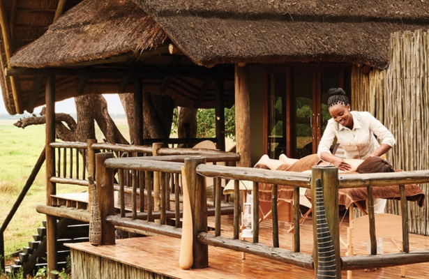 Belmond Khwai River Lodge in Botswana