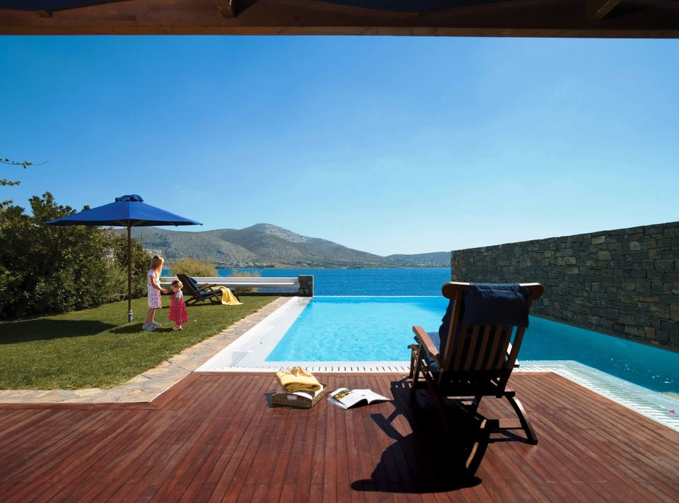 Royal Villa at Grand Resort Lagonissi