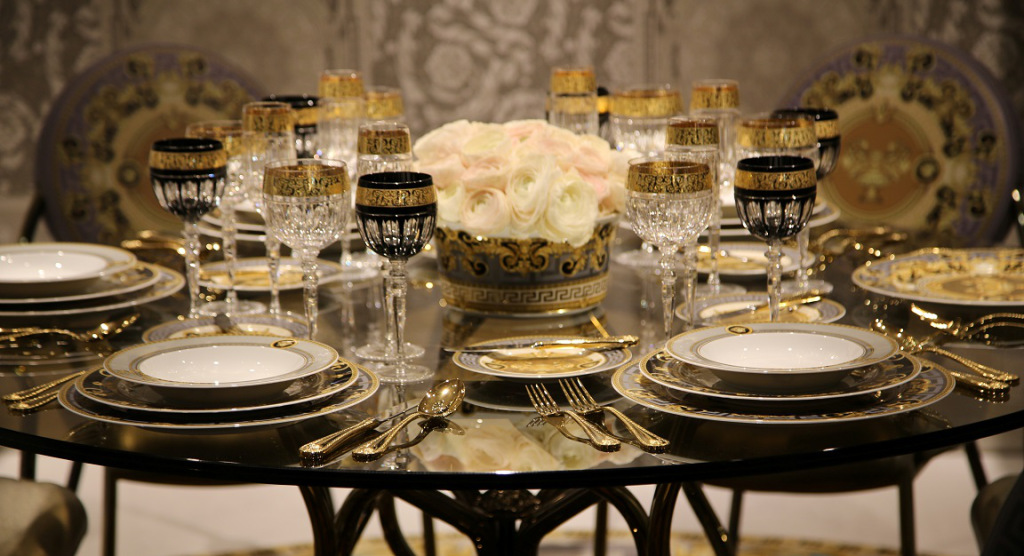VERSACE HOME 2015 COLLECTION
