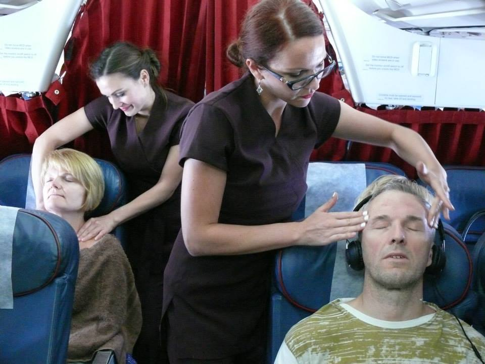 Air Malta Sky Spa