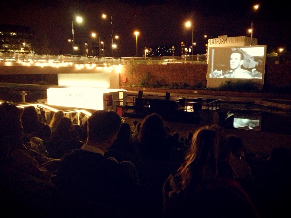 The Floating Cinema_Londra