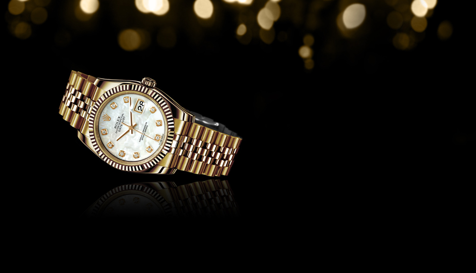 rolex lady datejust 36mm watch 1