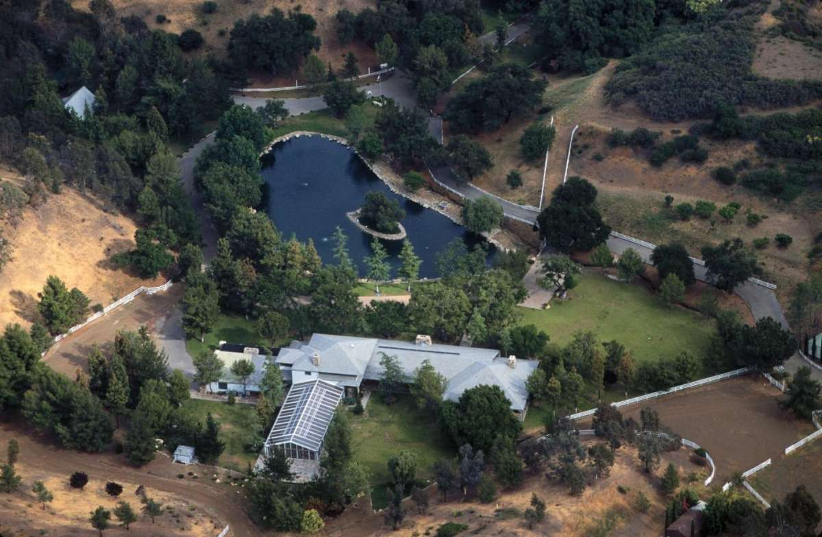 la villa a los angeles di will smith
