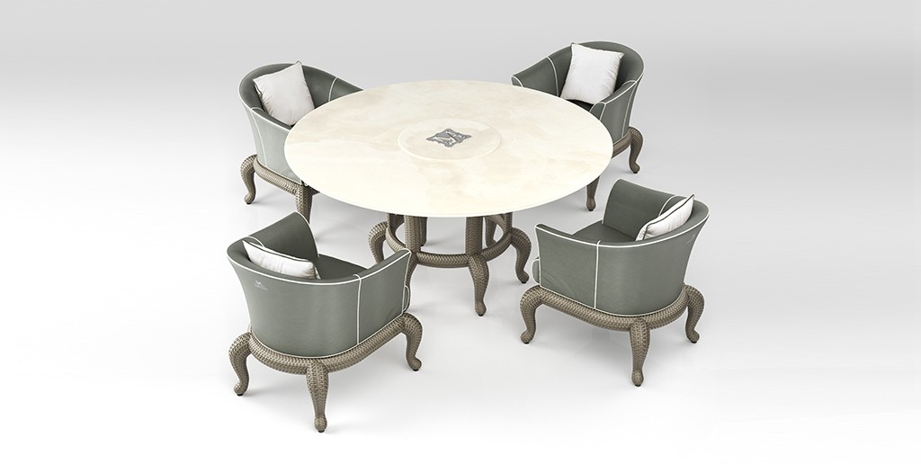 Canopo T2 Oval table and armchair 1024x516