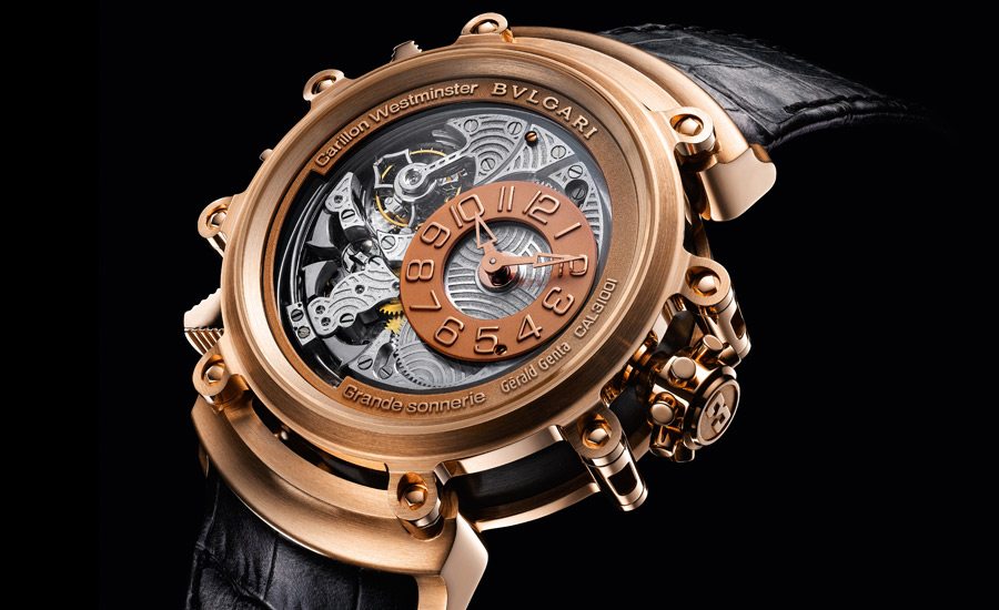 Bulgari Magsonic Sonnerie Tourbillon watch