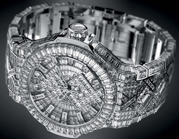 HUBLOT–BIG BANG JAY Z