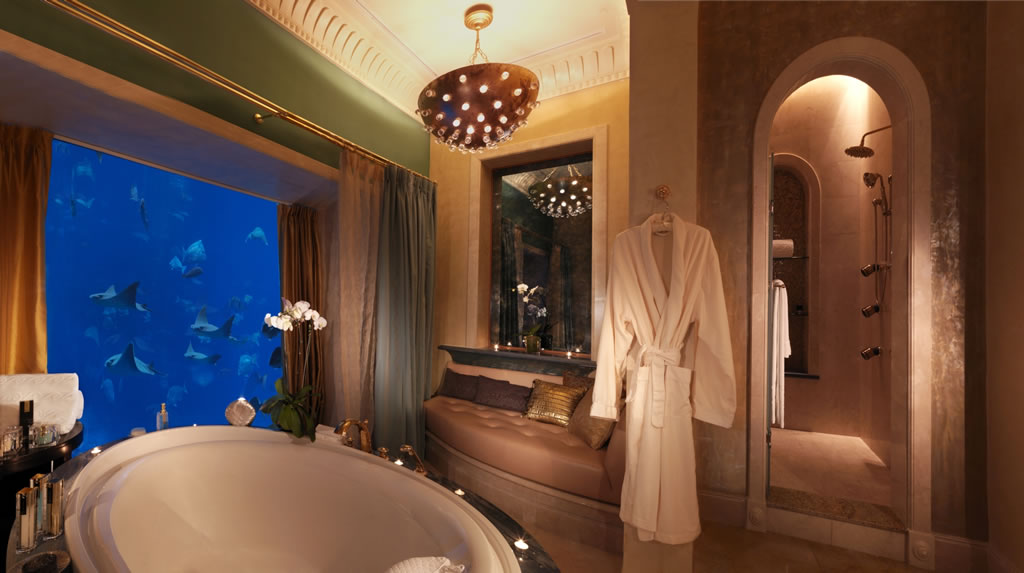 Neptune and Poseidon Suites all'Atlantis a The Palm Dubai
