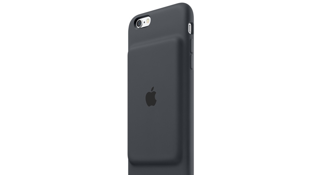 Apple Smart Battery charging case