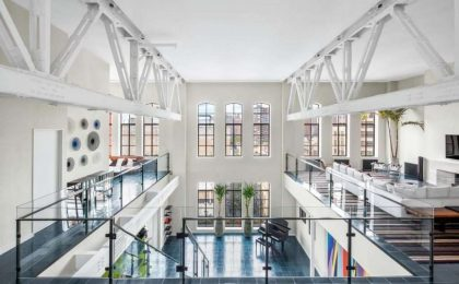 A New York è in vendita il loft dell'iconica YMCA