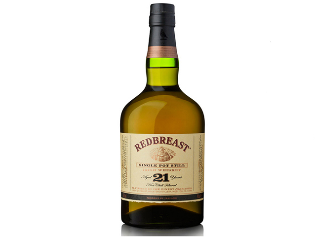 6 Redbreast 21 Years Old