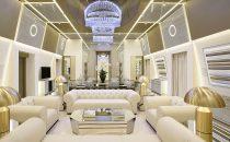 La Suite Katara dellHotel Gallia di Milano è la più bella e lussuosa del mondo