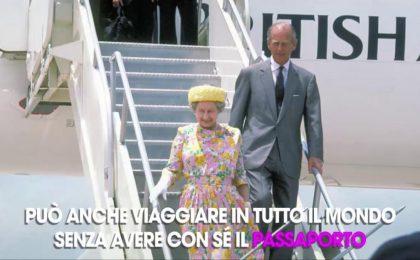 I poteri della regina Elisabetta II
