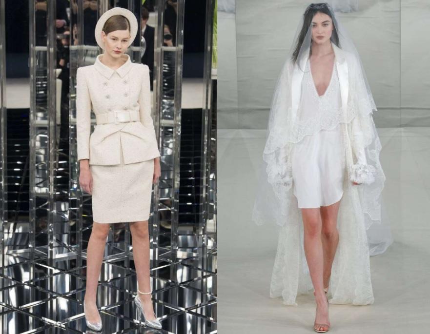 Abiti da sposa moderni Haute Couture 2017