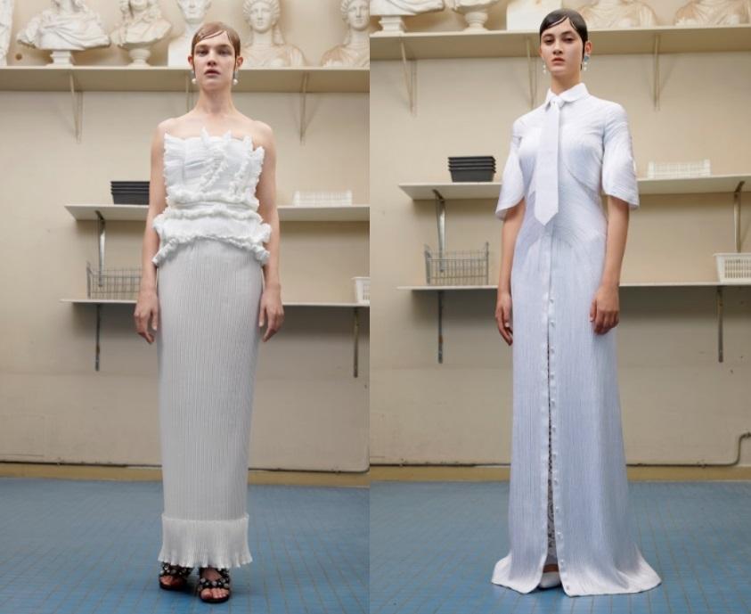 Abiti lunghi Givenchy haute Couture