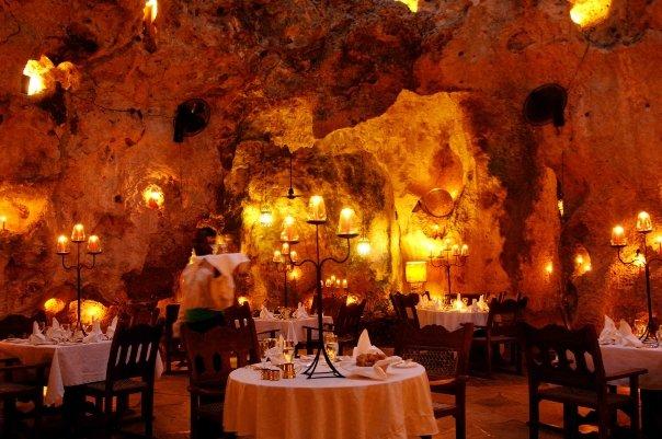 Ali BArbour s cave restaurant