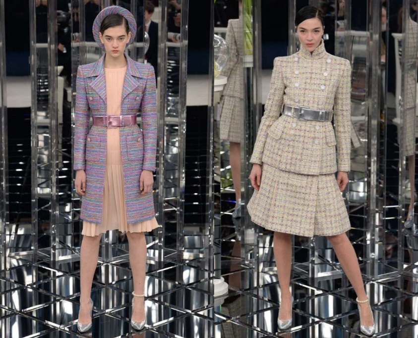 Chanel Haute Couture 2017, tailleur