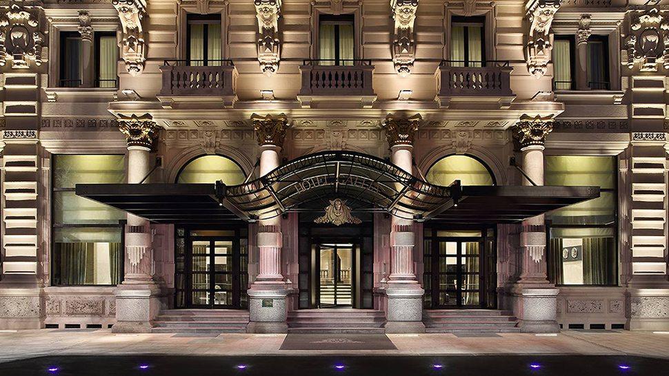 Excelsior Gallia Milan